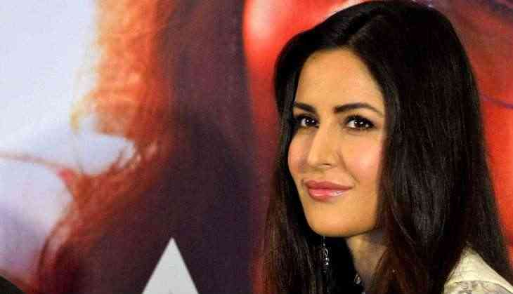 Katrina Kaif returns from Austria