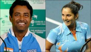 Leander Paes takes a dig at India's Olympic representation; Sania Mirza, Rohan Bopanna reply with an ace