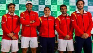 Davis Cup: David Ferrer beat Ramkumar Ramanathan to give Spain 5-0 win over India