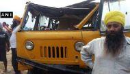 अमृतसर: स्कूल बस नहर में गिरने से 8 बच्चों की मौत