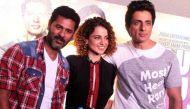 Tutak Tutak Tutiya: Kangana Ranaut wants to work with Sonu Sood post Ek Niranjan
