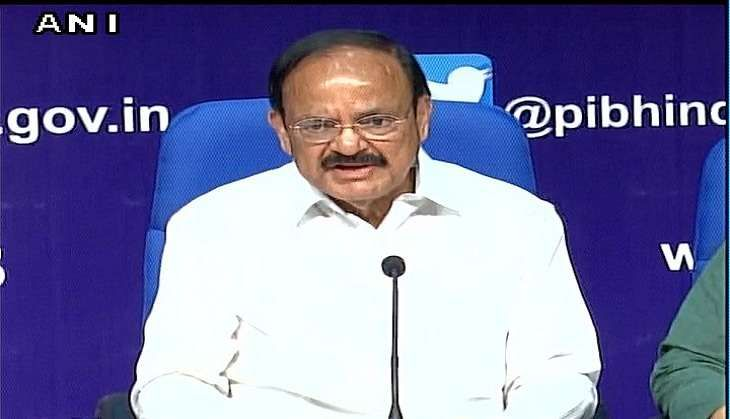 There can be no regulation of media in a democracy: Venkaiah Naidu