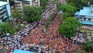 Maratha Kranti Morcha's silent protests reach Mumbai, state govt rattled