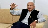 #MeToo: 'MJ Akbar grabbed me and forced his tongue into my mouth,' claims CNN journalist in MeToo row against BJP minister