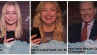 Bryan Cranston, Margot Robbie reading mean tweets is the video you didn't know you needed