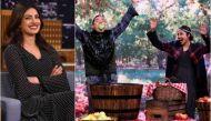 Watch: Priyanka Chopra and Jimmy Fallon play Halloween game, guess who wins