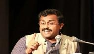 Lynching in name of protecting something not acceptable: Ram Madhav