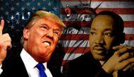 अमरीकियों का सपना: ट्रंप या मार्टिन लूथर किंग?