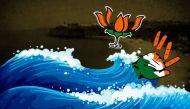एमजीपी से भाजपा और कांग्रेस सांसत में