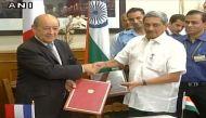 भारत-फ्रांस के बीच 36 राफेल लड़ाकू विमानों का सौदा 59000 करोड़ में पक्का