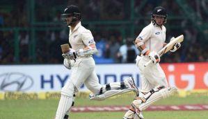 1st Test: Williamson, Latham fifties put New Zealand on top on rain-hit Day 2