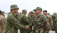 रूस बोला- 'फ्रेंडशिप 2016' में पीओके के बजाए केवल पाकिस्तान में संयुक्त सैन्य अभ्यास