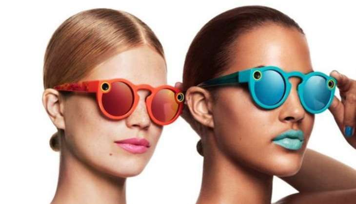 Snapchat has ditched the smartphone for spectacles at a pretty cool price