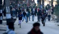 जम्मू कश्मीर: पथराव और हिंसा के बाद किश्तवाड़ जिले में फिर लगा कर्फ्यू