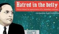 हेटर्ड इन द बैलीः अरुंधति की यह किताब अपने आप में ब्राह्मणवाद की समालोचना है.