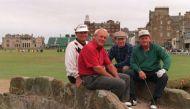 Golf legend Arnold Palmer passes away at 87