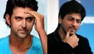 Shah Rukh and Hrithik Roshan still on bad terms?