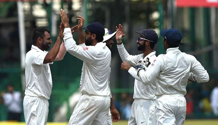 Ravindra Jadeja named Man of the Match as India beat New Zealand in 1st Test at Kanpur