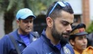No 'showdown', coach Anil Kumble gives Virat Kohli throwdowns