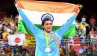 खेल मंत्रालय ने पीवी सिंधु का नाम पद्म भूषण सम्मान के लिए भेजा