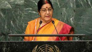फॉरेन पॉलिसी ग्लोबल थिंकर्स लिस्ट में जगह मिलने पर सुषमा को मोदी की बधाई