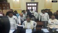 कावेरी पर सुप्रीम कोर्ट के आदेश के बाद बेंगलुरु में सर्वदलीय बैठक