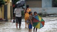 तेलंगाना सरकार को बहा ना ले जाए हैदराबाद की बारिश