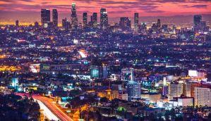 एलईडी लाइटों में बर्मिंघम, लॉस एंजिल्स, ब्यूनस आयर्स से होड़ करता उदयपुर