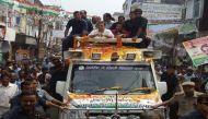 बरेली में राहुल की 'किसान यात्रा' के दौरान एसपीजी से भिड़े कांग्रेसी कार्यकर्ता