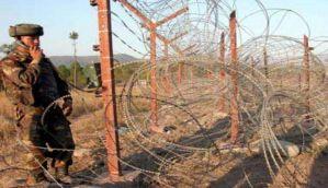 एलओसी पर पाक ने तोड़ा फिर सीजफायर, सेना का एक जवान शहीद