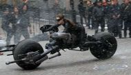 Batpod from Christopher Nolan's The Dark Night Rises auctioned off for 312,000 pounds