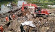 चीन: मेगी तूफान की वजह से झेजियांग में भूस्खलन से 6 लोगों की मौत