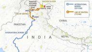 भारत-पाकिस्तान के बीच सीमा की बजाय एलओसी (नियंत्रण रेखा) क्यों है?