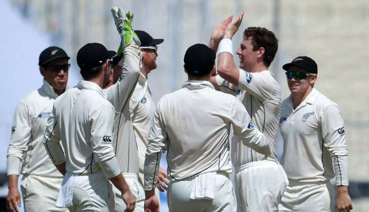Kolkata Test: Henry puts India on backfoot as Kiwis dictate Day 1