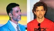 Rustom vs Mohenjo Daro again! Will Akshay Kumar score over Hrithik Roshan on TV as well?