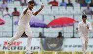 कोलकाता टेस्ट: भुवनेश्वर कुमार के बाद यादव ने झटके 2 विकेट