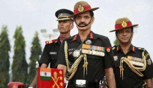 सेना प्रमुख दलबीर सिंह सुहाग पहुंचे ऊधमपुर, सीमा सुरक्षा की समीक्षा