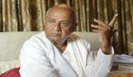 Karnataka Political Crisis: 'Only God can save' says, HD Deve Gowda on Congress-JD(S) alliance government in Karnataka
