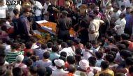 उरी हमला: नायक राजकिशोर सिंह की शहादत को आरा के लोगों ने किया सलाम