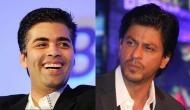Karan Johar reveals Zero actor Shah Rukh Khan's weakness on silver screen