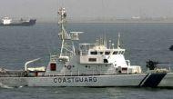 Indian Coast Guard apprehends Pakistani boat with 9 passengers off Gujarat coast