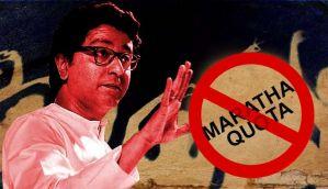 MNS chief Raj Thackeray slams Maratha agitation, caste-based reservation