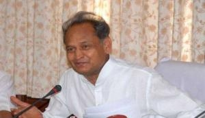 Rajasthan CM Ashok Gehlot accuses BJP of trying to dismantle state governments