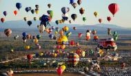 Not all hot air: The world's biggest balloon festival just took off