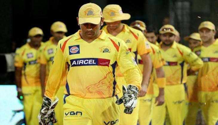 'The Real Lion Is Back': MS Dhoni-led CSK Get Warm Welcome