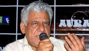 Veteran actor Om Puri passes away