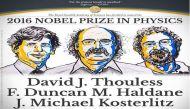 डेविड थोलुज, डेंकन हेल्डन और कोस्टरलिट्ज को मिलेगा इस साल के भौतिकी का नोबेल पुरस्कार