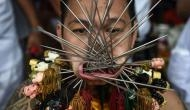 In pictures: No pain, no gain at Phuket's annual vegetarian festival