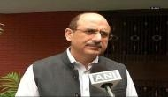 Crackdown on illegal slaughterhouses to ensure proper law and order in UP: BJP