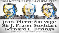 जीन पियरे, फ्रेजर स्टोडर्ट और बर्नार्ड फेरिंगा ने जीता रसायन का नोबेल पुरस्कार